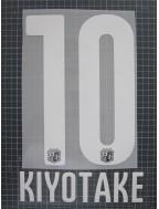 2019-2020 J-League Cerezo OSAKA / セレッソ大阪 x KIYOTAKE / 清武 弘嗣 Nameset