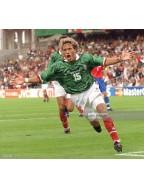 1998 Mexico x HERNANDEZ Nameset (Home Use)