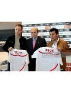 2011-2012 Sevilla x RAKITIC Nameset (Home Use)