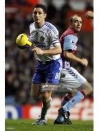 2006-2007 Chelsea x LAMPARD Nameset (Away Use)
