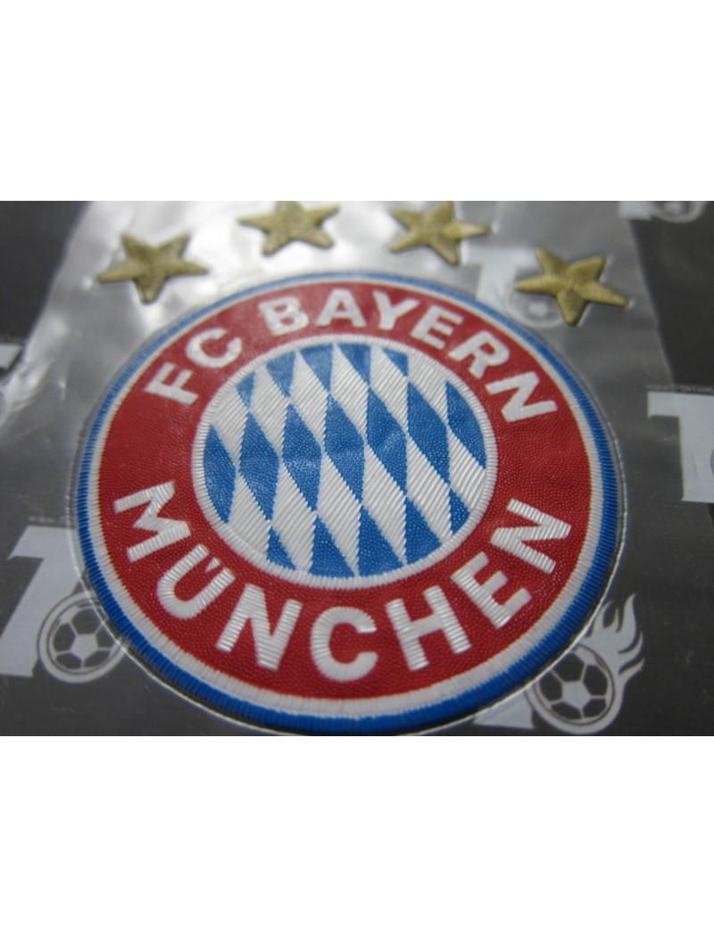 Bayern Munchen Team Logo Badge (3D)