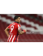 2020-2021 Atletico Madrid x SUAREZ Nameset (Cup Use)