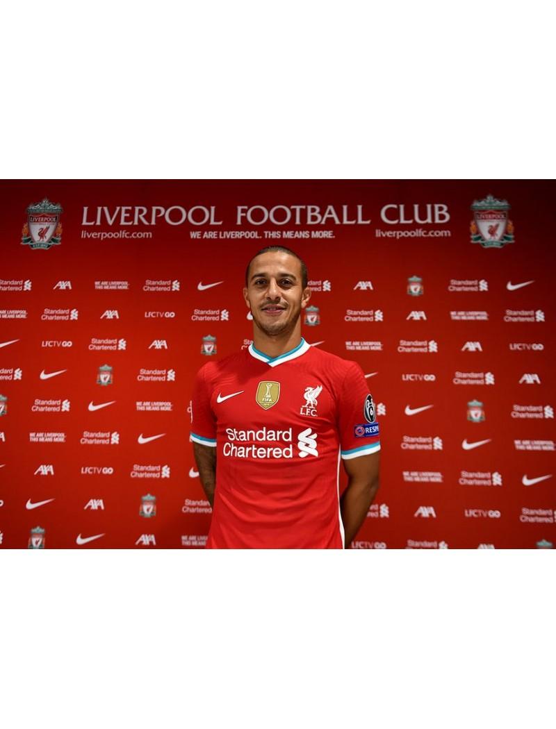 2020-2021 Liverpool x THAIGO Nameset (Cup use)