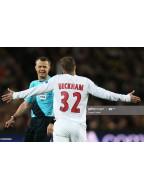 2012-2013 PSG x BECKHAM Nameset (UEFA / AWAY Use)