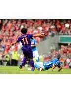 2018-2019 Liverpool x M.SALAH Nameset (Orange)