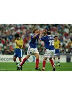 1998 World Cup France x ZIDANE Nameset