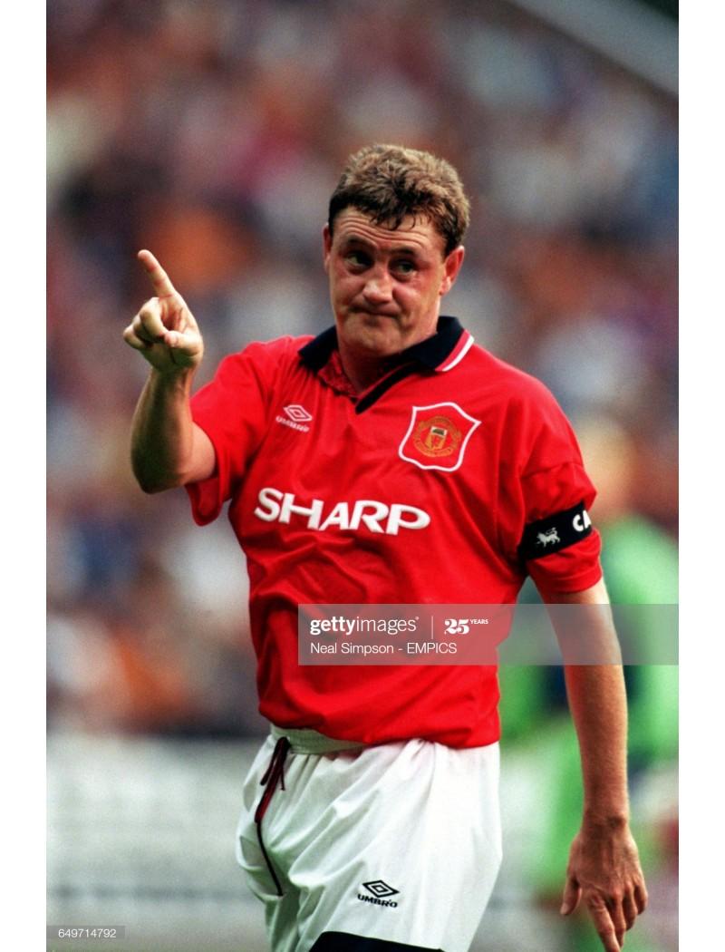 1993-1996 Manchester United x BRUCE Nameset