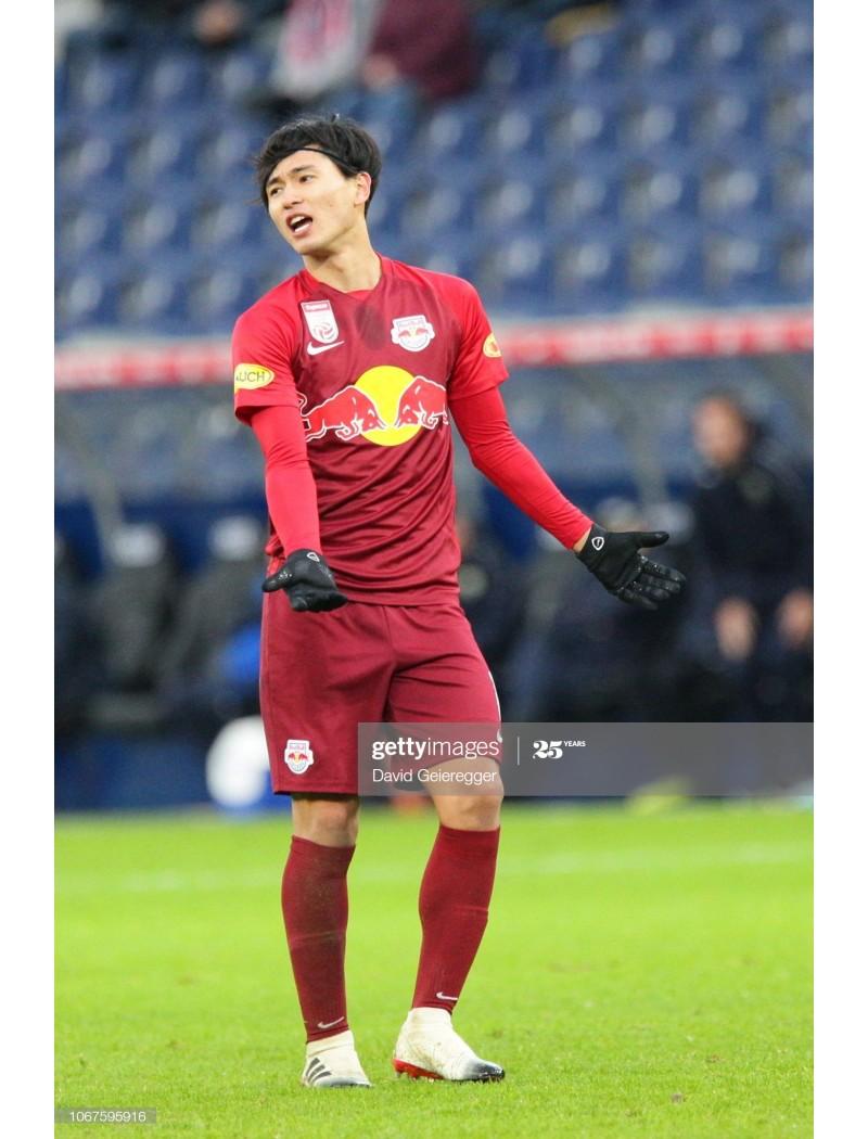 FC Red Bull Salzburg Sponsor Badge Set - RAUCH