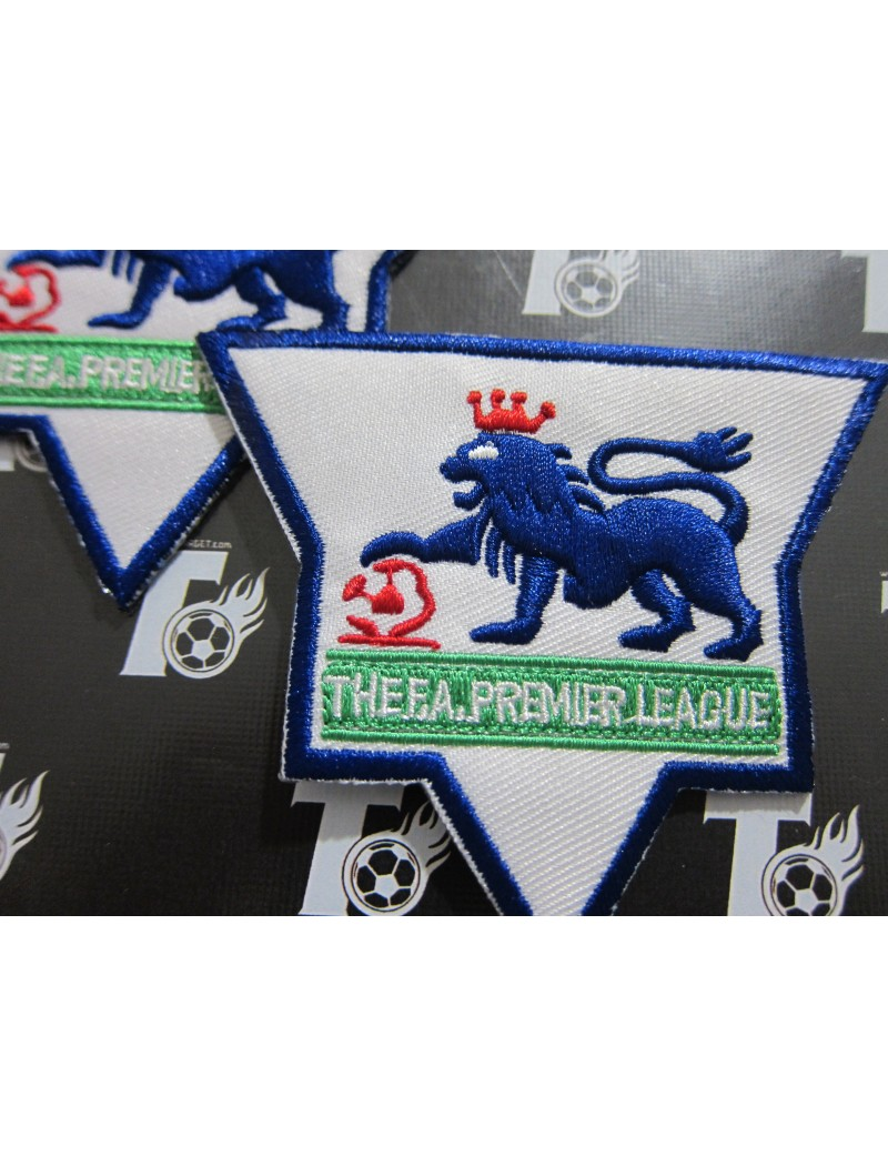 1992-1993 English Premier League Badge Set