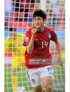 2010 Korea x  LEE JUNG SOO Nameset (Home Use)