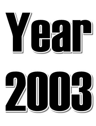 Year 2003 (0)