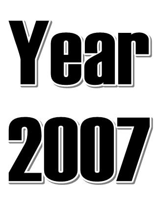 Year 2007 (1)