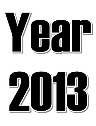 Year 2013 (2)