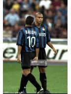 1998-1999 Inter Milan x BAGGIO Nameset