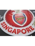 2018 International Champions Cup x Arsenal Badge (ICC / Singapore)