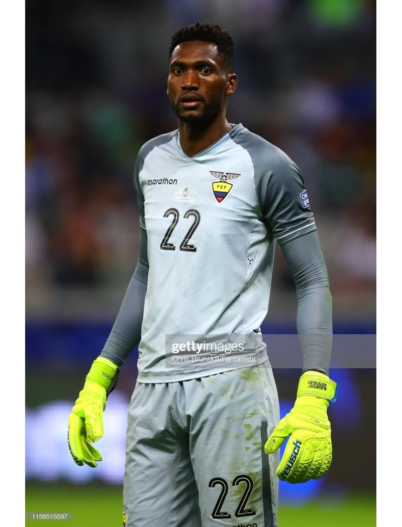 2019 Copa America - URUGUAY vs ECUADOR Match Detail (ECUADOR Use)