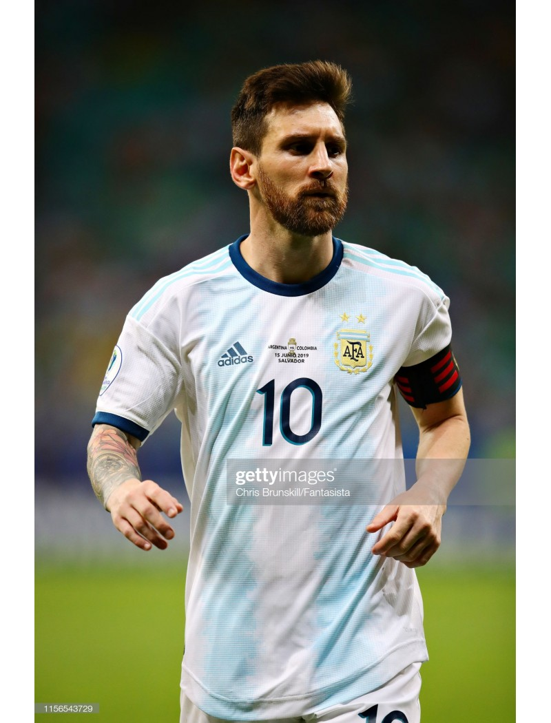 2019 Copa America - ARGENTINA vs COLOMBIA Match Detail (ARGENTINA Use)