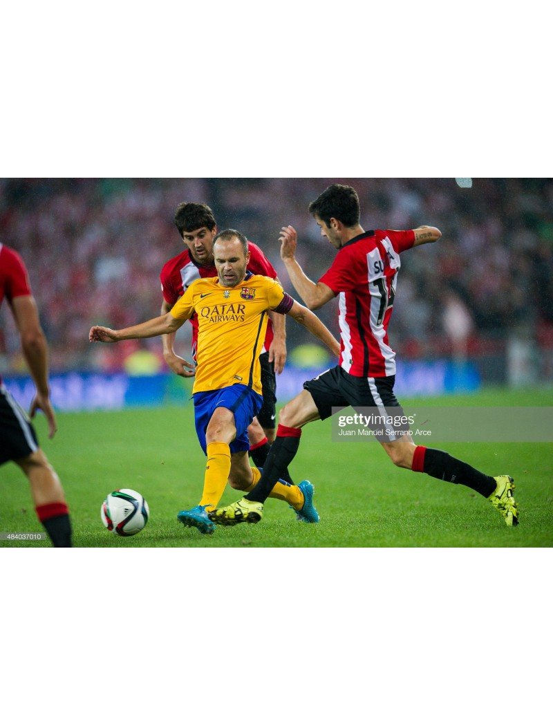 2014-2016 Athletic Club Bilbao x SUSAETA Nameset (Black)