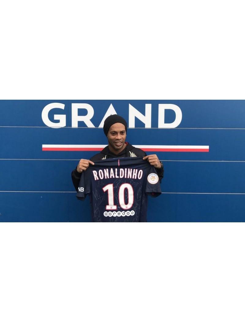 2019-2020 PSG x RONALDINHO Nameset