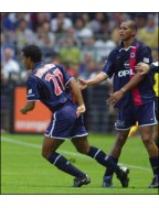 2001-2002 PSG x RONALDINHO Nameset