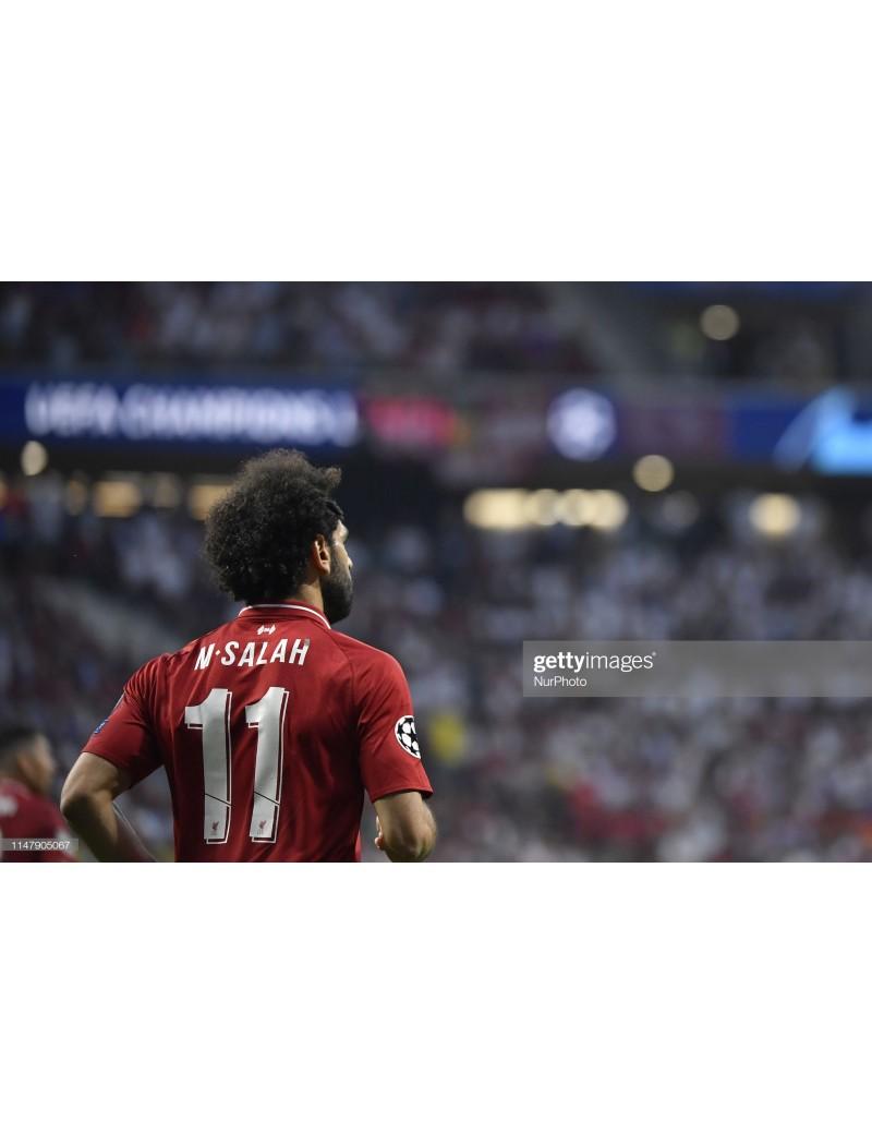 Gold Cup 2020.Liverpool M Salah Nameset Cup