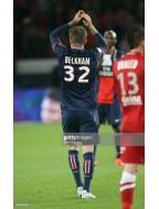 2012-2013 PSG x BECKHAM Nameset