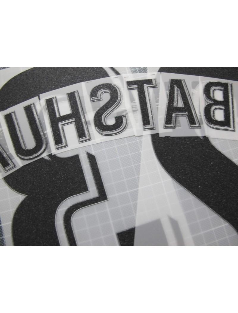 2018-2019 Valencia x BATSHUAYI Nameset