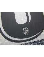 2018-2019 Valencia x FERRAN Nameset