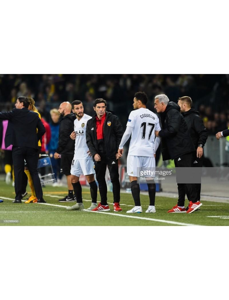 2018-2019 Valencia x COQUELIN Nameset