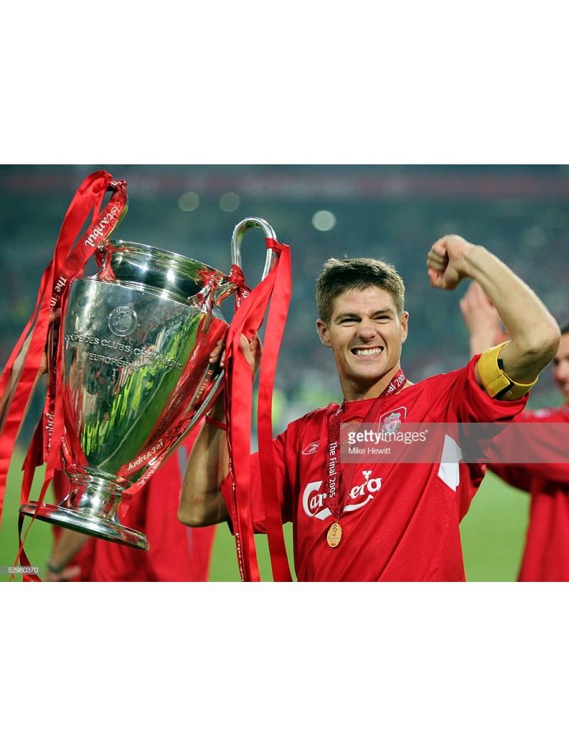 Liverpool Sponsor Badge - Carlsberg