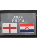 2018 UEFA Nations League - Croatia vs England Match Detail (Croatia use / Away)