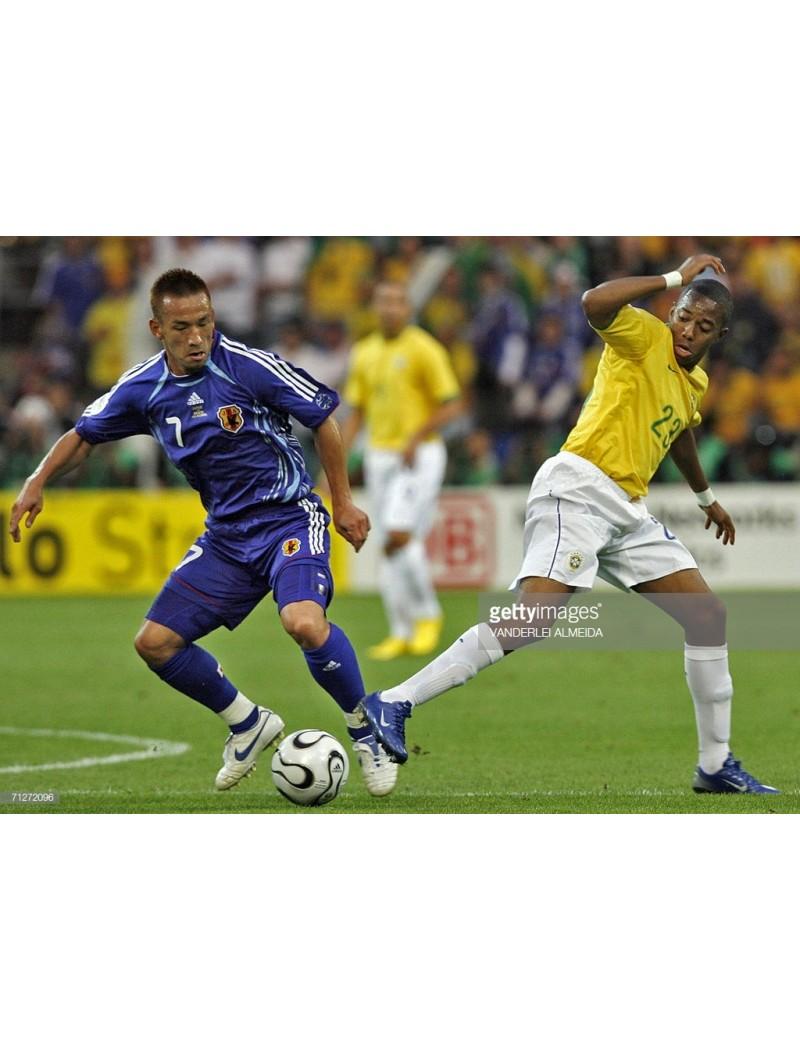 2006 World Cup - Japan vs Brazil Match Detail (Japan use)
